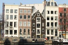 Free On The Streets Of Amsterdam Royalty Free Stock Photography - 29165797
