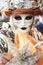 Free Carnival Mask Royalty Free Stock Photo - 29162855