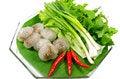 Free Kanom Sago, Thai Snack Stock Photos - 29179373