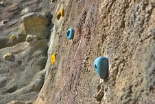 Free Climbing Rock Stock Images - 29171374