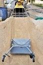 Free Execution Floor Foundations Stock Photos - 29187733