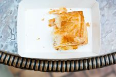 Free Tuna Puff Half Stock Image - 29181511