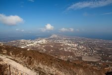 Free Greece, Santorini Island. Royalty Free Stock Images - 29183039