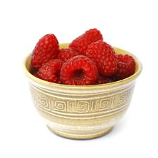 Free Raspberries In A Bowl Stock Photo - 29184870