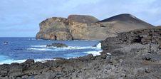 Free Azores, Faial, Vulcao Dos Capelinhos Volcano Erupted, Remains Royalty Free Stock Image - 29187316