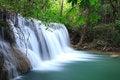 Free Deep Forest Waterfall In Kanchanaburi Royalty Free Stock Photography - 29196737