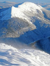 Free Snow-capped Mountains Of Carpathians Royalty Free Stock Photos - 29198198