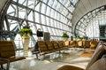 Free Suvarnabhumi Airport Royalty Free Stock Photos - 29198648