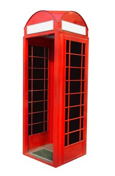 Free Telephone Booth Stock Image - 29190191