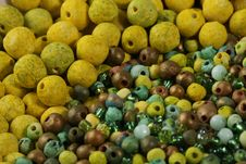 Free Beads Royalty Free Stock Image - 29191296