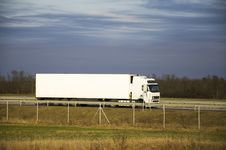 Free Truck Royalty Free Stock Photography - 29191607