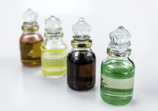 Free Bottle With Aromas Stock Photography - 29196492