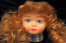 Free Sweet Doll Face Royalty Free Stock Photos - 29197788