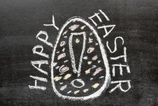 Free Happy Easter Royalty Free Stock Photo - 29197965