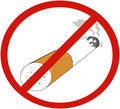 Free No Smoking Sign Stock Photography - 2928052