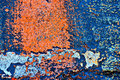 Free Grunge Painted Brick Wall Royalty Free Stock Photography - 2929227
