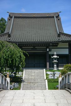 Free Japanese Temple Stock Photo - 2920030