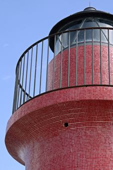 Free Red Lighthouse Royalty Free Stock Photo - 2920385