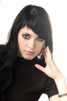 Free Attractive Girl Stock Photo - 2920560