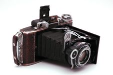 Free Old Roll-film Camera Stock Images - 2922664