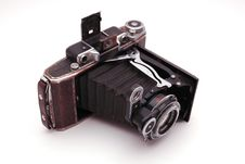 Free Old Roll-film Camera Stock Photos - 2922683