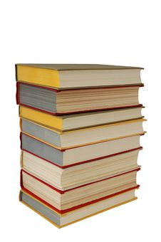 Free Book Stack Stock Photography - 2922902