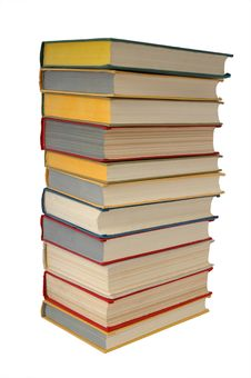 Free Book Stack Stock Images - 2922904