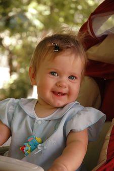Free Smiling Girl Stock Photo - 2922930