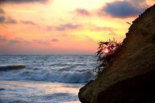 Free Sunrise Over Sea Stock Images - 2923444