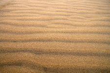 Free Dune Royalty Free Stock Image - 2924626