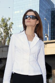 Free Young Businesswoman 2 Royalty Free Stock Images - 2926629