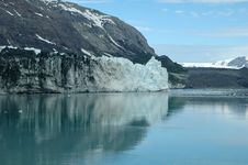 Free Margorie Glacier Alaska Royalty Free Stock Photo - 2928455