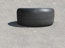 Free Race Tyre Stock Photography - 2928832