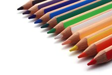 Free Color Pencil Royalty Free Stock Photo - 2929585