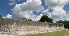 Free Game Field At Chichen Itza Stock Photography - 2929752