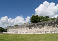 Free Game Field At Chichen Itza Stock Photos - 2929753