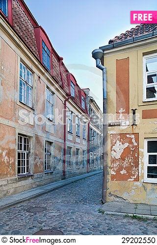 Free Tallinn - Capital City Of Estonia Stock Photo - 29202550
