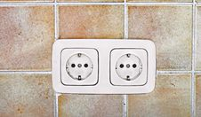 Free Electrical Outlet Stock Image - 29204491