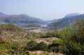 Free Landscape In Ireland With Lakes And Mountains Stock Photography - 29210112