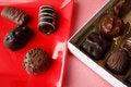 Free Chocalote Candy Box Stock Photo - 29210400