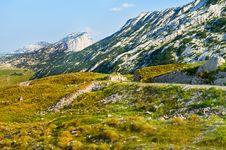 Free Mountains Of Durmitor Stock Image - 29210461