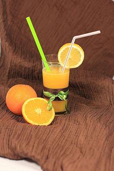 Free Fresh Orange Juice Stock Images - 29213284