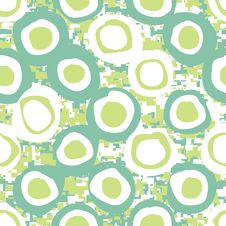 Free Seamless Spring Meadow Camo Background Pattern Royalty Free Stock Photo - 29217285