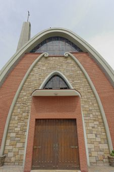 Free Santa María Reina Church Peru Stock Photos - 29224853