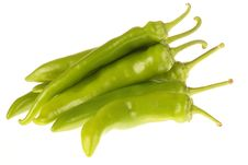 Free Green Pepper Royalty Free Stock Images - 29227419