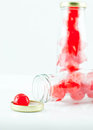 Free Cherry Compote. Royalty Free Stock Photo - 29238005