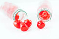 Free Cherry Compote. Royalty Free Stock Photos - 29238008
