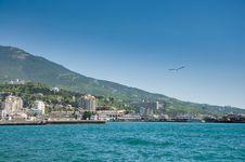 Free Yalta Port Royalty Free Stock Image - 29230076
