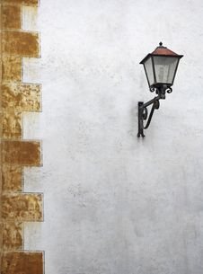 Free Street Lantern Royalty Free Stock Photos - 29230858