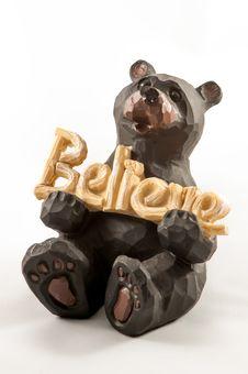 Free Believe Bear Stock Photos - 29232973